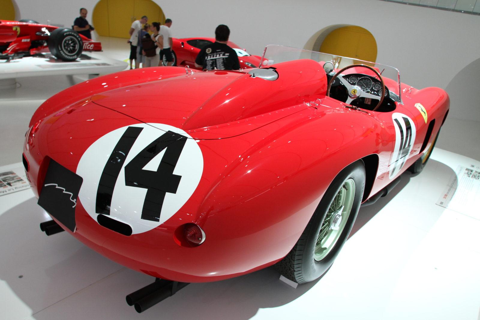 Ferrari Museum Modena